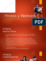 Fitness y Wellness