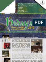 Al-Hidayah 2010 Leaflet