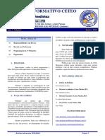 Boletim Informativo Ceteo 08 2016