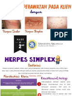Herpes Simplex, Herpes Zoster, dan Varicella