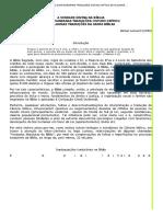 Imprimir - A VERDADE DIVINA NA BÍBLIA E SUAS MUNDANAS TRADUÇÕES_ ESTUDO CRÍTICO DE ALGUMAS TRADUÇÕES DA SANTA BÍBLIA.pdf