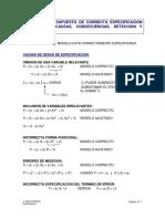 CAPITULO13 VIOLACION DEL SUPUESTO DE CORRECTA ESPECIFICACION DEL MODELO