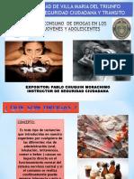 Expo Drogas Adolecentes