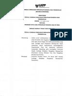 Perka LKPP Nomor 13 Tahun 2013 Tentang Tata Cara PBJ Di Desa