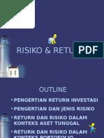Risk&Return