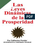 Las Le Yes Dina Micas Del a Prosperidad
