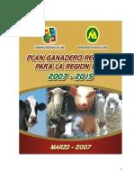 Plan Ganadero Regional Region Lima 2007-2015