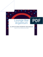 Proyecto Bar Argentum