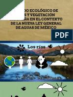 Estado Ecológ de Los Ríos y Veg Ribereña