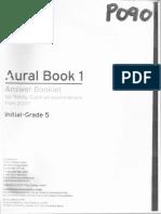 Trinity Aural Book