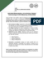 Guía para análisis 1- IXCANUL