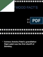 BOLLYWOOD FACT'S