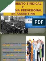 Seguridad Social en Argentina y Uruguay Expo