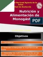 nutricion y alimentacion de monogastricos