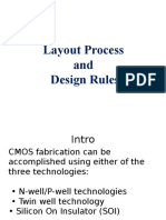 Layout-Process Anitha Vlsi