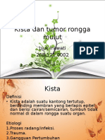 Kista Dan Tumor Rongga Mulut