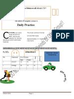LAB WorkSheet