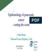 Pancreas by Linda Sharp