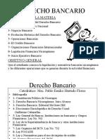 Derecho Bancario (1)