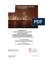 Handbook for Code of Practice for Structural Use of Steel 2011