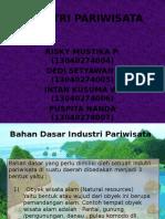 Industri Pariwisata Ppt