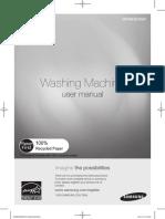 Brandsmart Washing Machine user manual