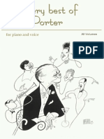 The Very Best of Cole Porter - Conductor's Score