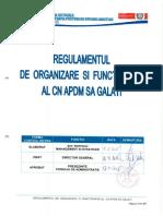 ROF Aprobat CA Valabil Din 01.12.2015