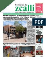 Periódico de Izcalli Ed. 595, Abril 2010