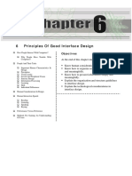 Multimedia Design Principles - Chapter 6