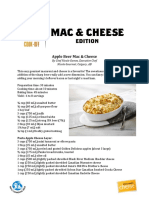 Apple Beer Mac n Cheese