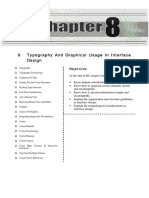 Multimedia Design Principles - Chapter 8