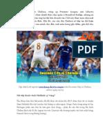 Xem Bong Da Truc Tuyen Swansea City vs Chelsea