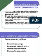 CAP 14 MEJORAMIENTO DEL FACTOR DE POTENCIA.ppt