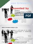 Employeegrievancecasestudy 140110114002 Phpapp02 (1)