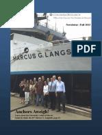 EVPR Newsletter Fall 2015_1