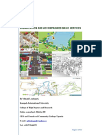 Urbanization and Accompained Services