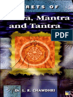 Secrets of Yantra, Tantra and Mantra