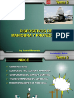 Tema_2_Dispositivos de Maniobra y Proteccion