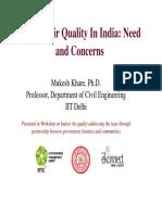 Prof.mukesh Khare