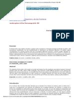 Anuario de Historia Regional y de Las Fronteras - Formas de Sociabilidad Política en Popayán, 1832-1853