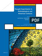 Thought Experiments in Methodological and Historical Contexts