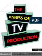 Bussines of TV Production New