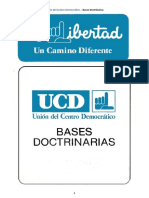 Bases Doctrinarias - UCEDE