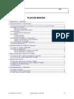 A3.1 Plan de Mission