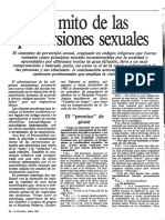 Enrique Symns - El Mito de Las Perversiones Sexuales