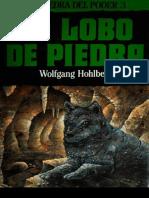 El lobo de piedra de Wolfgang Hohlbein