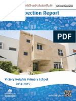KHDA Victory Heights Primary School 2014 2015