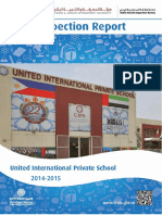 KHDA United International Private School 2014 2015