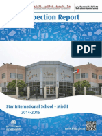 KHDA Star International School Mirdif 2014 2015